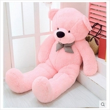Teddy Bear 0.8M / 1.0M With Gift Packaging (FREE WISH CARD)