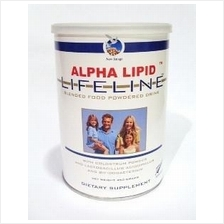 Alpha Lipid Lifeline Colostrum Milk Powdered Drink 450g