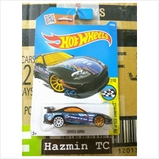 Hot Wheels HW Toyota Supra (hitam)