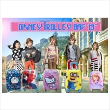 CHILDREN DISNEY CARTOON TROLLEY BAG 19""
