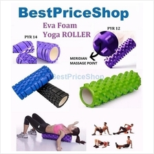 Non Toxin Heavy Duty Trigger Point Eva Foam Pilates Gym Yoga Roller
