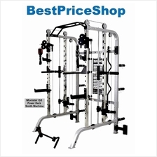 Monster G3 Power Rack Multifunction Smith Machine Fitness Gym Station
