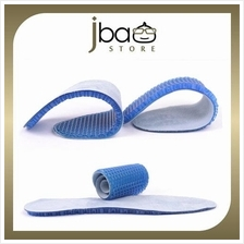 Silicone Gel Honeycomb Massage Insoles Shoe Insert Cushion Insole Pad