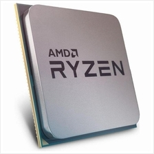 AMD Ryzen 5 1600 Processor (3.6Ghz, 19MB Cache, AM4)