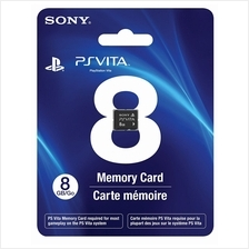 SONY 8GB/16GB PS VITA MS M2 MEMORY CARD