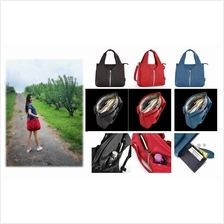 1 Year Warranty ~ Women Lady Shoulder Bag Handbag Built In LED Light