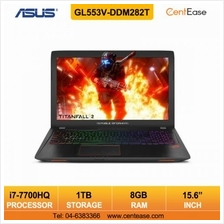 Asus ROG GL553V-DDM282T Gaming Notebook Laptop Intel Core i7 GTX1050 Windows 1