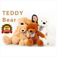 Teddy Bear 0.6 0.8 1.0 1.2 1.6 Meter With Beautiful Gift Packaging
