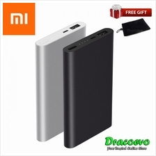 Authentic Xiaomi Power Bank 2 Gen 10000mAh Quick Charge iPhone Samsung Android
