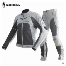 Richa Motorcycle Motor Quality Jacket And Pants Suit Set Free CE Pads