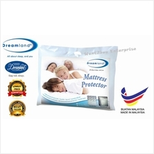 Dreamland Fitted Mattress Protector (Single/Supersingle/Queen/King)