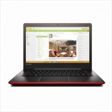 Lenovo Ideapad 510s-14IKB 80UV0078MJ 14' FHD Laptop Red i5-7200U,1TB