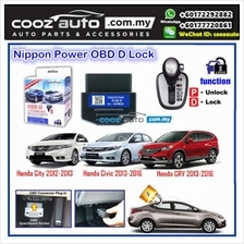 Honda City 2012-2014 Nippon Power OBD D Lock Auto Door Lock