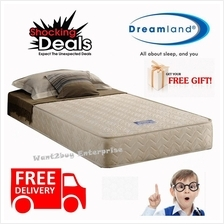 DREAMLAND 8' CABANA Latex Foam Single / Super Single /Queen Mattress