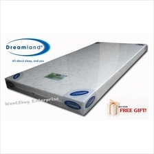 Dreamland Rebounce Latex Foam Next Generation Single Mattress