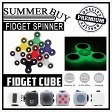 2017 New Hot Fidget Cube Magic ▶Hand Spinner ▶ Anti Stress