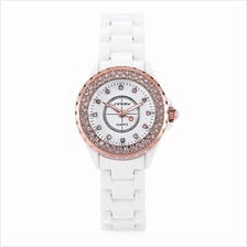 SINOBI 9688L FEMALE QUARTZ WATCH (ROSE GOLD)