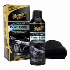 (NEW) ORIGINAL MEGUAIRS/Meguiar's | Ultimate Fast Finish | Car Wax/Paint Prote