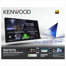 Kenwood DDX9017S 7' WiFi Apple CarPlay Android Auto DVD Double DIN Car