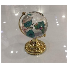 CRYSTAL GLASS GLOBE (SMALL)