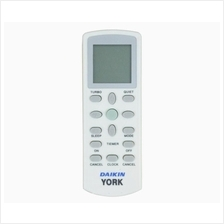 YORK ACSON DAIKIN air con aircon air cond remote control replacement