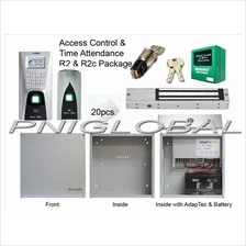 PNI - Access Control and Time Attendance R2 Series Package (Fingertec)