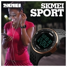 SKMEI 1219 Luxury Brand LED Digital Watch 50m Waterproof Sport Watches