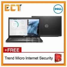 "Dell Latitude 7480 Business Class Notebook (i7-7600U,512GB SSD,8GB,14""FHD,W10P"