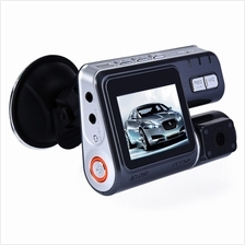 CAR DVR CAMERA VIDEO RECORDER HD 1080P DUAL LENS DASHBOARD VEHICLE CAMCORDER G