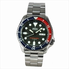 SEIKO Automatic Diver's SKX009J1 SKX009 Oyster Strap Watch