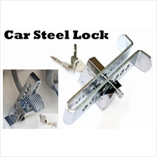 Anti-theft Security Clutch Lock Car Brake Stainless Steel