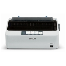 EPSON LQ-310 DOT MATRIX PRINTER (FREE USB CABLE + RIBBON x2)