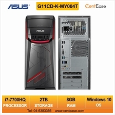 Asus G11CD-K-MY004T Desktop PC i7 8GB 2TB+128GB SSD W10