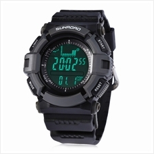 SUNROAD OUTDOOR SPORTS WATERPROOF WATCHES (GRAY)