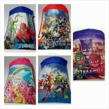 Party Bag-PJ Mask/Spiderman/Transformer/Avenger/Pony/Car/Sofia/Hello