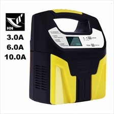 HN 12V/24V Professional Multi-Current Car Battery Charger