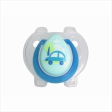 Tommee Tippee Closer to Nature Pure Silicone Orthodontic Soother (3-9 month) (