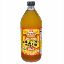 Bragg Organic Apple Cider Vinegar 946ml X 2 bottles