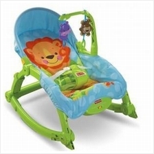 FISHER PRICE NEWBORN-TO-TODDLER PORTABLE ROCKER, Furniture Baby Chair