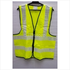 Reflective Safety Vest (Green)