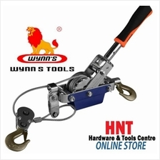 WYNNS Hand Cable Winch Puller 1Ton/ 2Ton