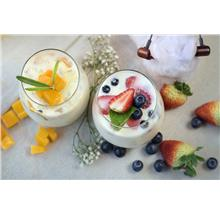 Passion Mango Milk Pudding